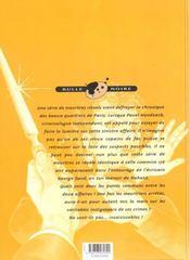 Le Principe De L'Enfer T.2; Ex Nihilo - 4ème de couverture - Format classique