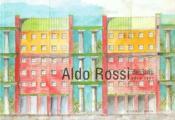 Aldo rossi, dessins 1990-1997 - Couverture - Format classique