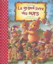 Le grand livre des ours - Intérieur - Format classique