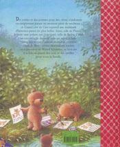 Le grand livre des ours - 4ème de couverture - Format classique