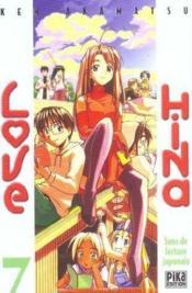 Love Hina t.7 - Couverture - Format classique
