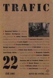 Revue Trafic - Couverture - Format classique