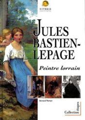 Jules bastien-lepage - Couverture - Format classique
