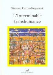 L'interminable transhumance - Intérieur - Format classique
