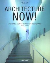 Architecture now vol. 2-trilingue - Intérieur - Format classique
