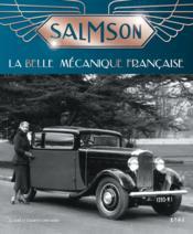 Salmson, la belle mécanique francaise - Couverture - Format classique