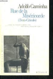 Rue de la misericorde - Couverture - Format classique