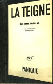 La Teigne. Collection Panique N° 17 - Couverture - Format classique