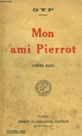 Mon Ami Pierrot. Conte Bleu. - Couverture - Format classique