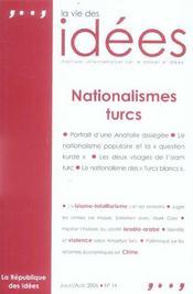 La Vie Des Idees. Juillet- Aout 2006 - Intérieur - Format classique