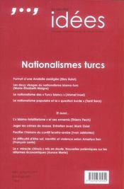 La Vie Des Idees. Juillet- Aout 2006 - 4ème de couverture - Format classique