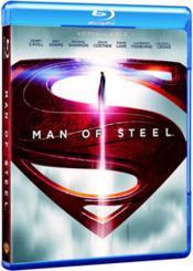 Man Of Steel - Couverture - Format classique