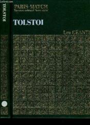 Les Geants - Leon Tolstoi - Couverture - Format classique