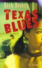 Texas Blues - Couverture - Format classique