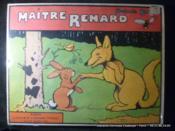 Maitre Renard - Couverture - Format classique