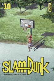 Slam dunk - star edition T.10 - Couverture - Format classique