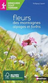 Fleurs des montagnes - Couverture - Format classique