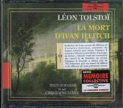 La mort d'Ivan Illitch - Couverture - Format classique