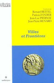 Villes Et Frontieres - Intérieur - Format classique