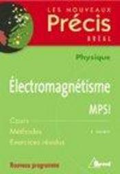 Electromagnetisme - Intérieur - Format classique