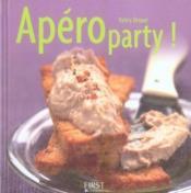 Apero party ! - Couverture - Format classique