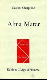 Alma Mater - Couverture - Format classique