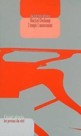 Mar/cel duchamp en 2 temps 1 mouvement - Couverture - Format classique