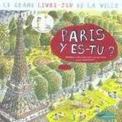 Paris y es tu - Intérieur - Format classique