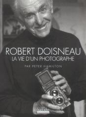 Robert doisneau - la vie d'un photographe - Intérieur - Format classique