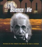 Science Et Vie ; Temoin D'Un Siecle - Couverture - Format classique