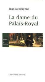 La dame du Palais-Royal - Couverture - Format classique