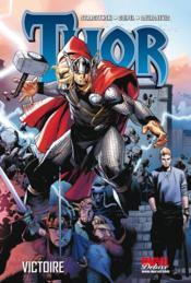 Thor t.2 - Couverture - Format classique
