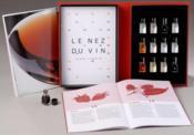 Le nez du vin ; vins rouges ; 12 arômes - Couverture - Format classique