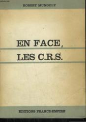 En Face, Les C.R.S. - Couverture - Format classique