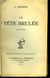 La Tete Brulee - Couverture - Format classique