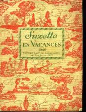 Suzette En Vacances - Couverture - Format classique