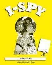 I-spy 4: activity book - Couverture - Format classique