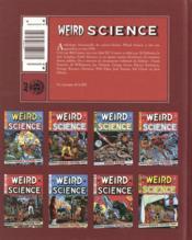 Weird science t.2 - 4ème de couverture - Format classique