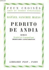 Pedrito De Andia - Couverture - Format classique