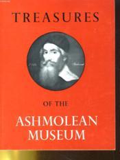 Treasures Of The Ashmolea Museum - Couverture - Format classique
