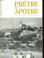 Pretre Et Apotre Vie Interieure Et Apostolat - N°491 - Couverture - Format classique