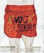 Knock-outsider - Couverture - Format classique