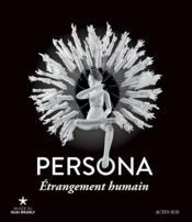 Persona, étrangement humain - Couverture - Format classique