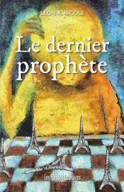 Le dernier prophète - Couverture - Format classique