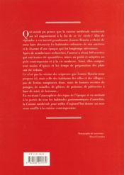 Cuisine medievale pour tables d'aujourd'hui - 4ème de couverture - Format classique