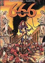 666 t.3 ; demonio fortissimo - Intérieur - Format classique