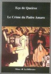 Le crime du padre amaro - Couverture - Format classique