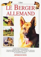 Berger Allemand Guide Photo - Couverture - Format classique