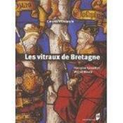 Les vitraux de Bretagne - Couverture - Format classique
