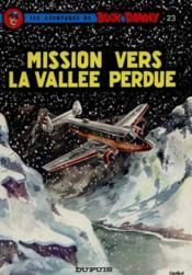 Buck Danny t.23 ; mission vers la vallée perdue - Couverture - Format classique